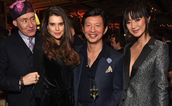 The Rake's 50th Issue Party at Hotel Café Royal