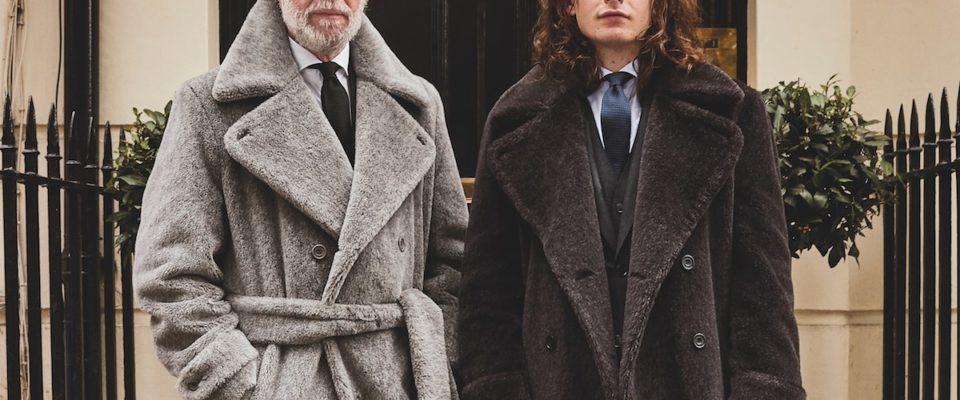 Motoluxe And The Teddy Bear Coat