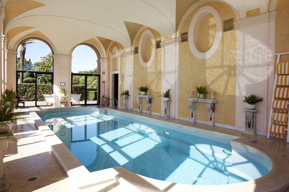 Hotel Villa Vecchia Rome Italy