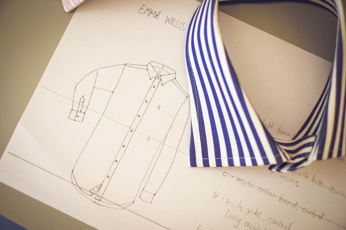 Shirtmaking The Emma Willis Way