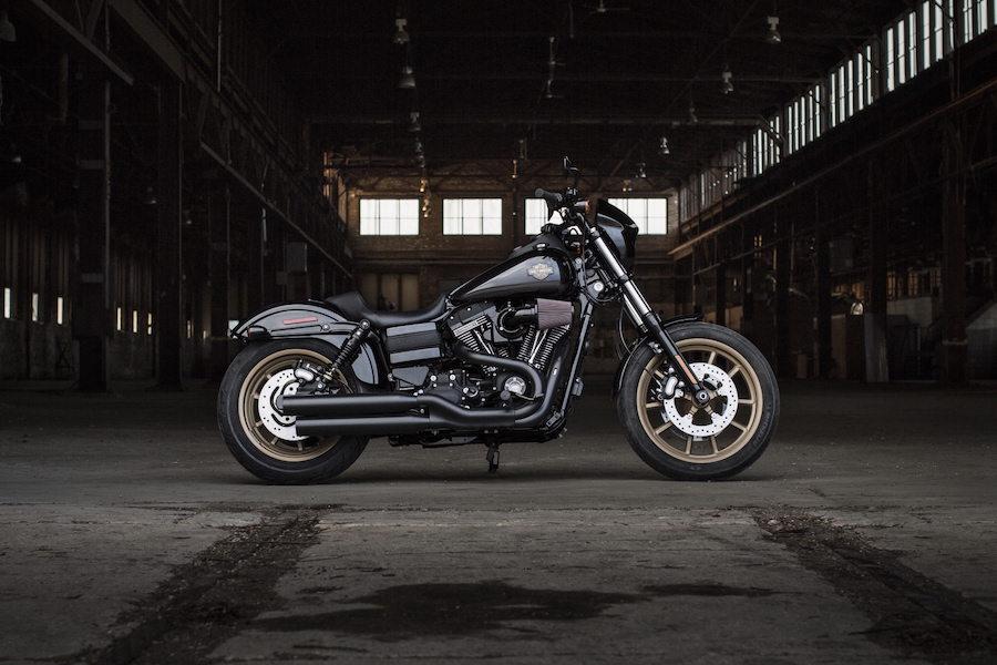 The Rake, Harley Davidson, Low Rider S