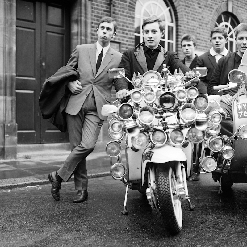 Street Smarts Mods Rudeboys Teddy Boys And Punks