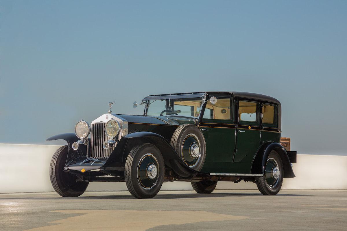 Rolls Royce Barbados
