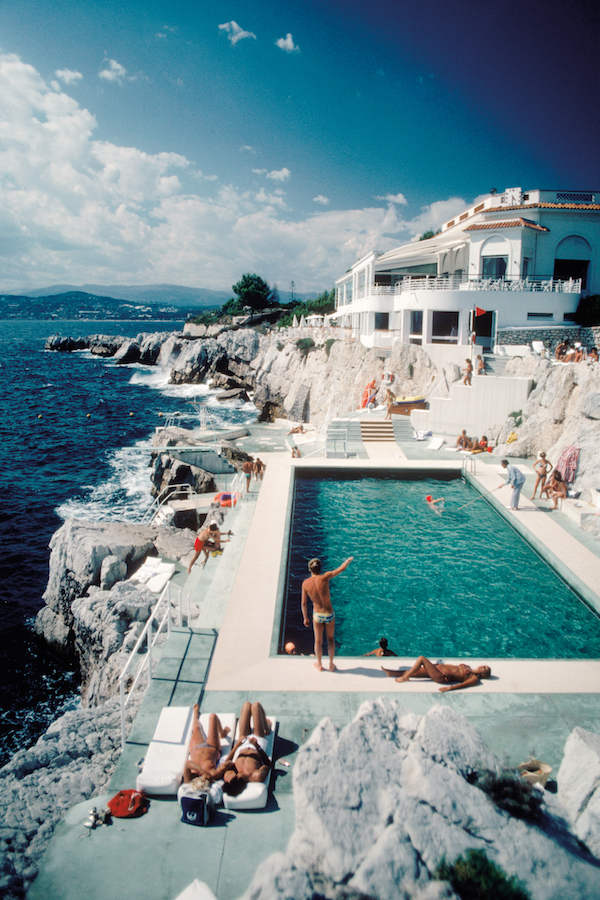 Slim Aarons The Life Aquatic