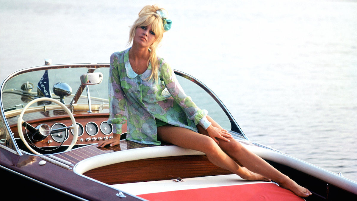 brigitte bardot: queen of the côte d'azur | the rake