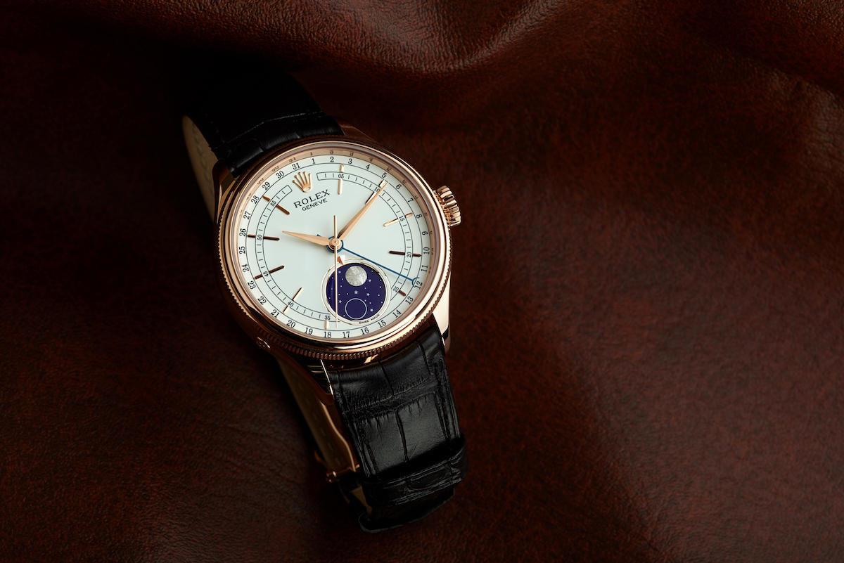 bcb7fdc7d83 La montre de la collection Rolex Cellini a été relancée en 2014 avec trois  versions de Time