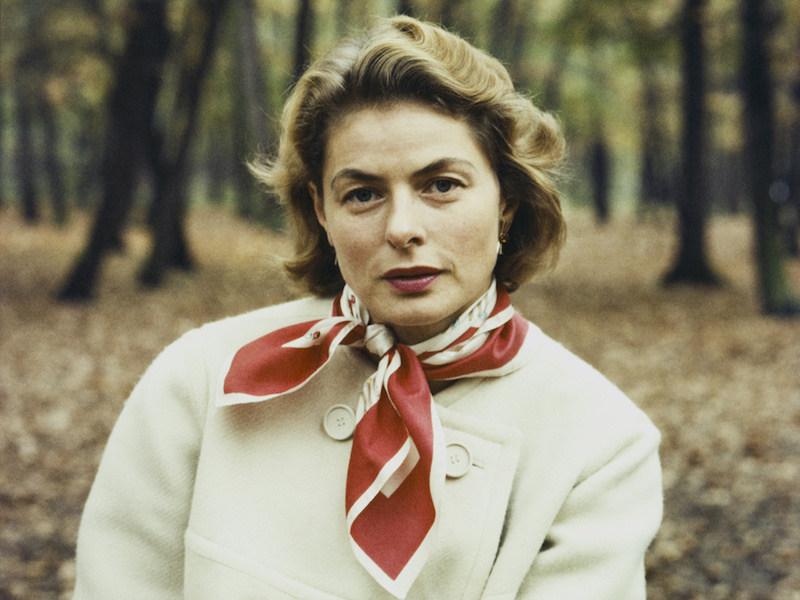 Ingrid Bergman, The Rake