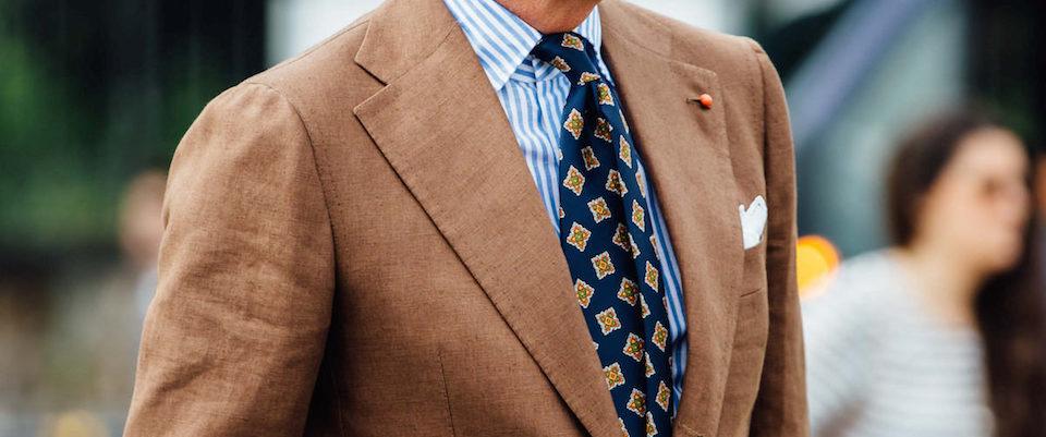 The Rake, Neapolitan tailoring