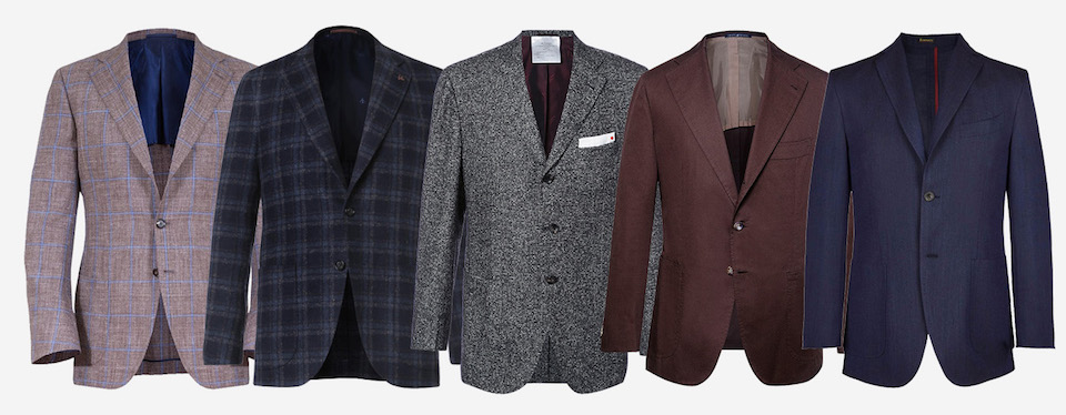 The Rake, Top 5 Neapolitan Blazers