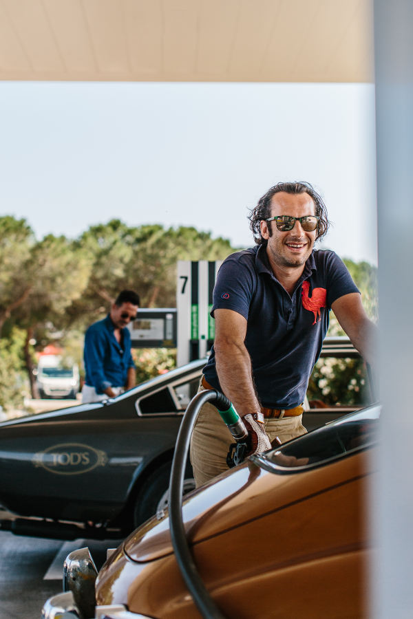 Riviera Rallye Style With Alexander Kraft