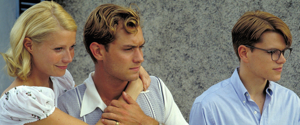 Celluloid Style: The Talented Mr Ripley
