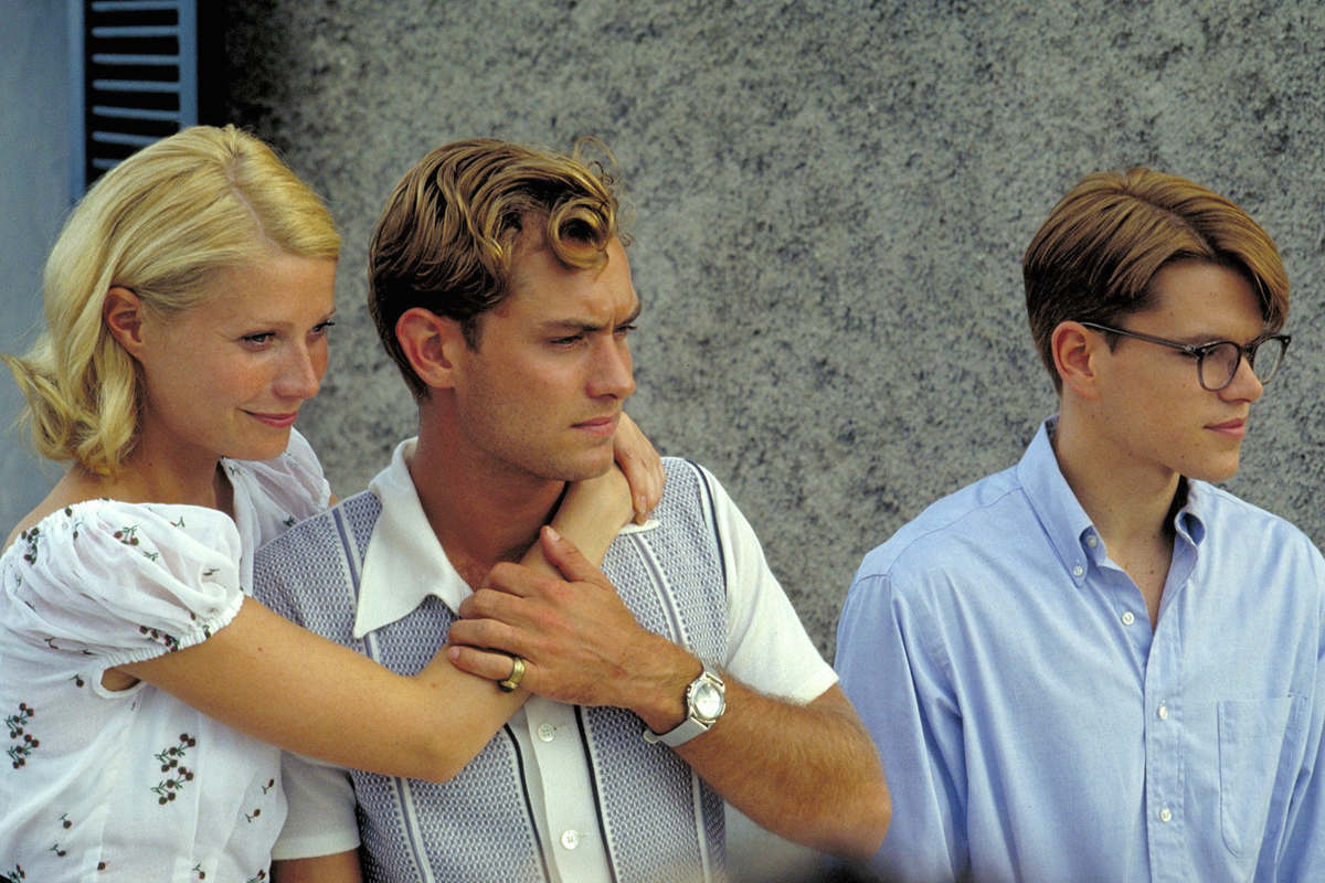 Celluloid Style: The Talented Mr Ripley | The Rake