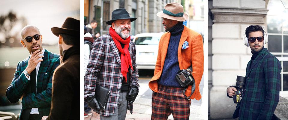 The Rake, Tartan Street Style