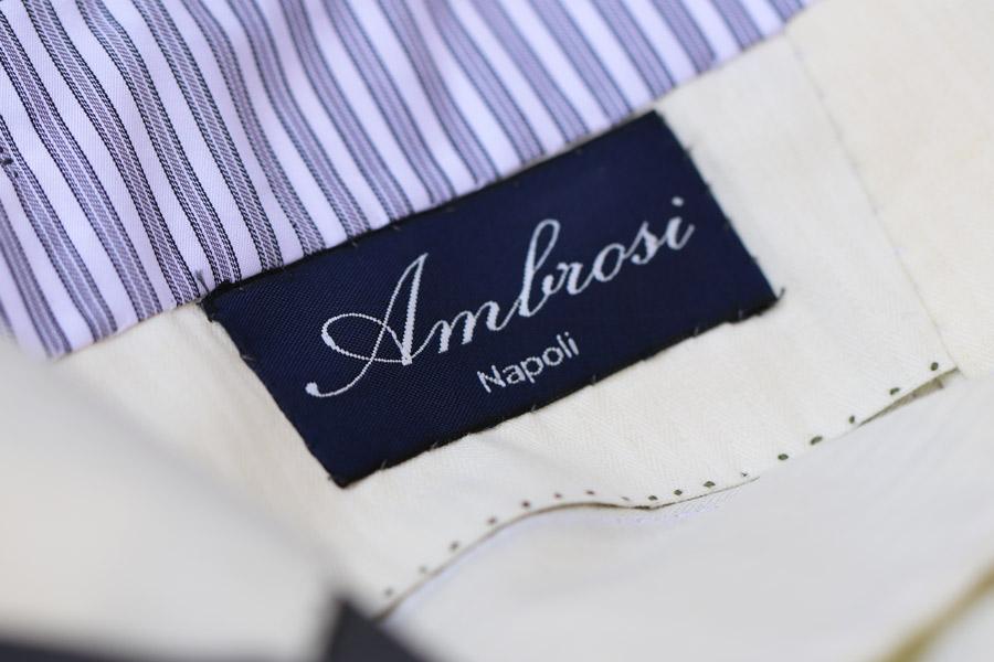 The Rake, Salvatore Ambrosi, Ambrosi, Trousers
