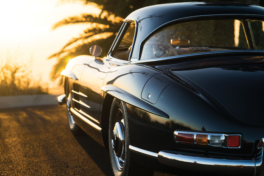 Invest 1960 Mercedes Benz 300sl Roadster