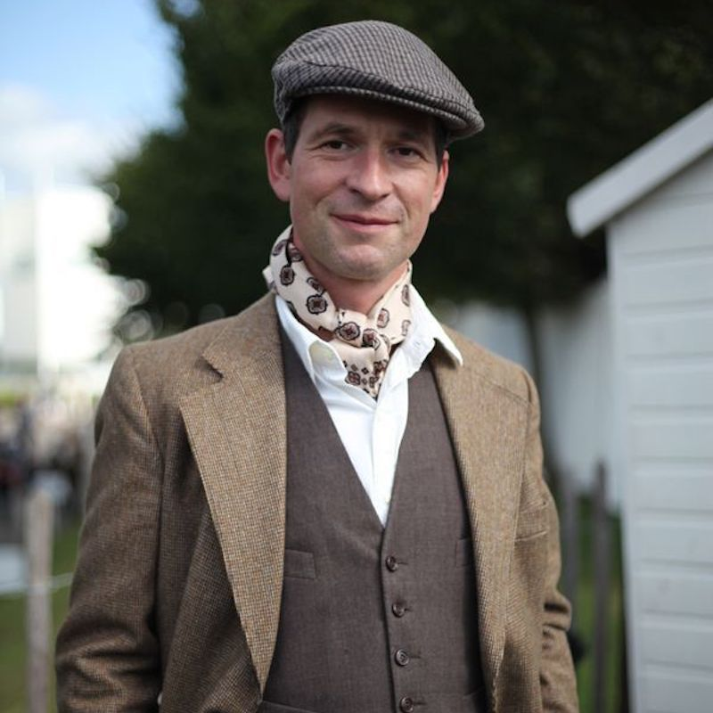 A Rakish Guide to Dressing for Goodwood Revival