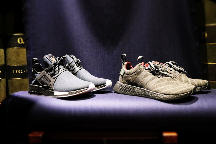 e328f852f Henry Poole x Adidas  Merging Streetwear with Tailoring