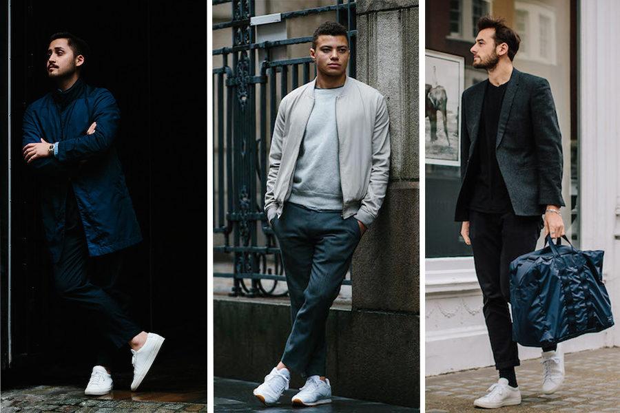 The Rake, Sneakers, Street Style