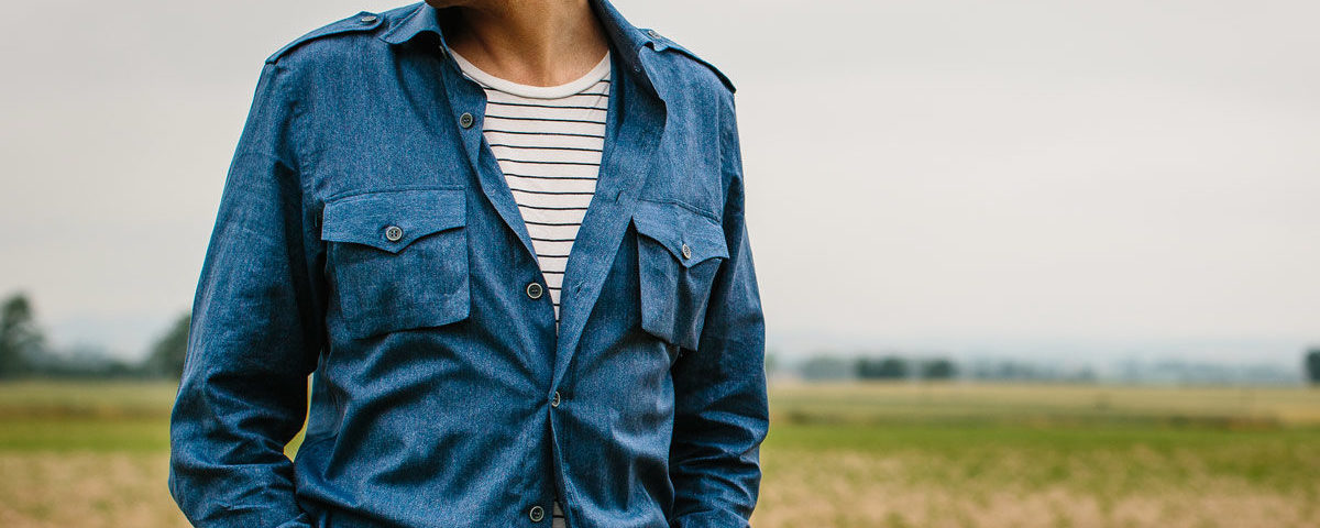DISCOVER THE RAKE'S DENIM COLLECTION