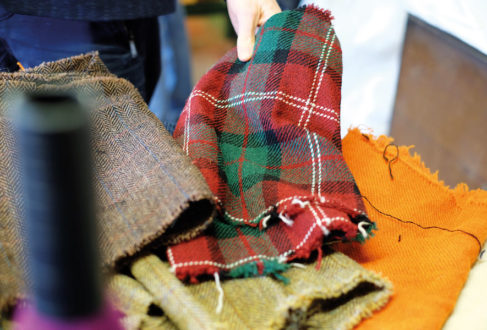 Harris Tweed: The Pride of Scotland's Outer Hebrides   The Rake