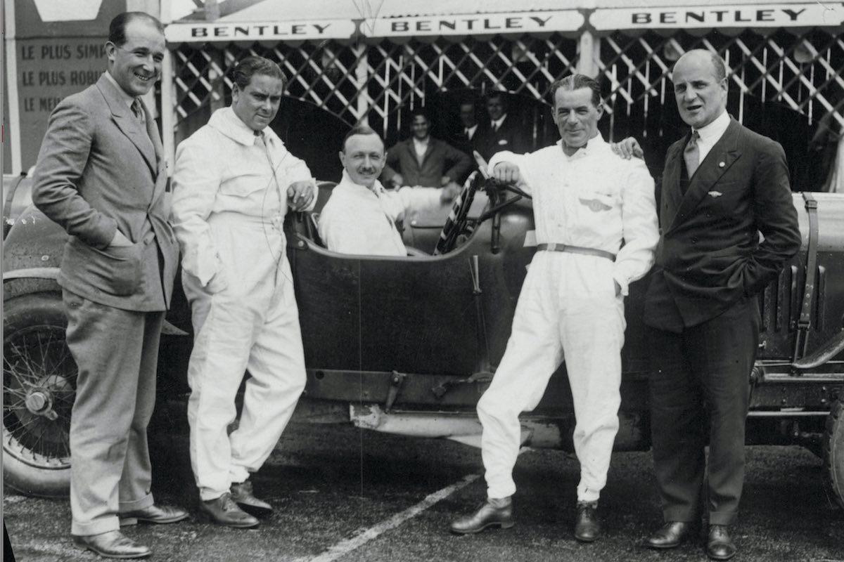 Buffalo For Sale >> The Bentley Boys' Roaring Twenties