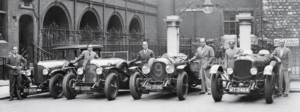 The Rake, Bentley, Woolf Barnato