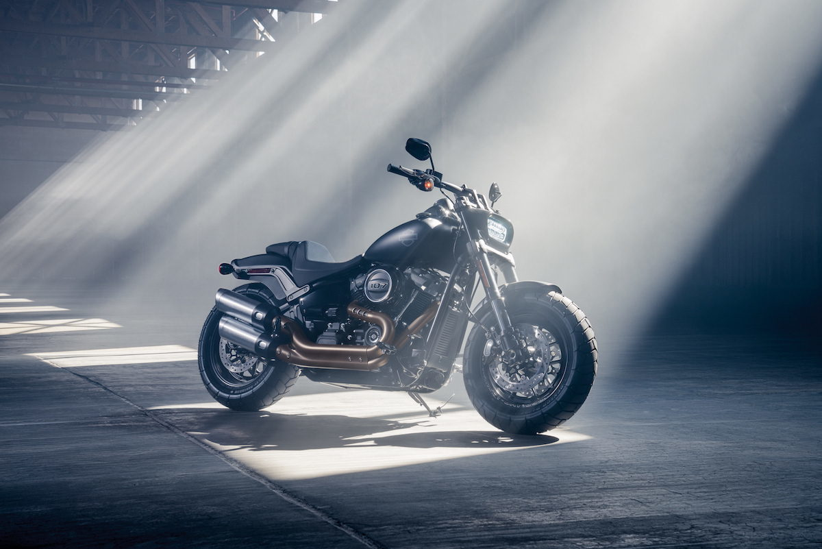 the 2018 harley davidson fat bob
