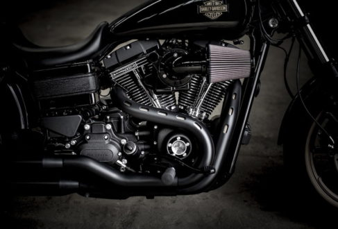 0f4b0beb0f The Low Rider S features a 110 cubic inch Screamin  Eagle motor replete  with an