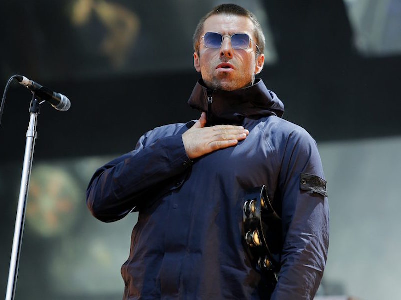 The Rake, Liam Gallagher