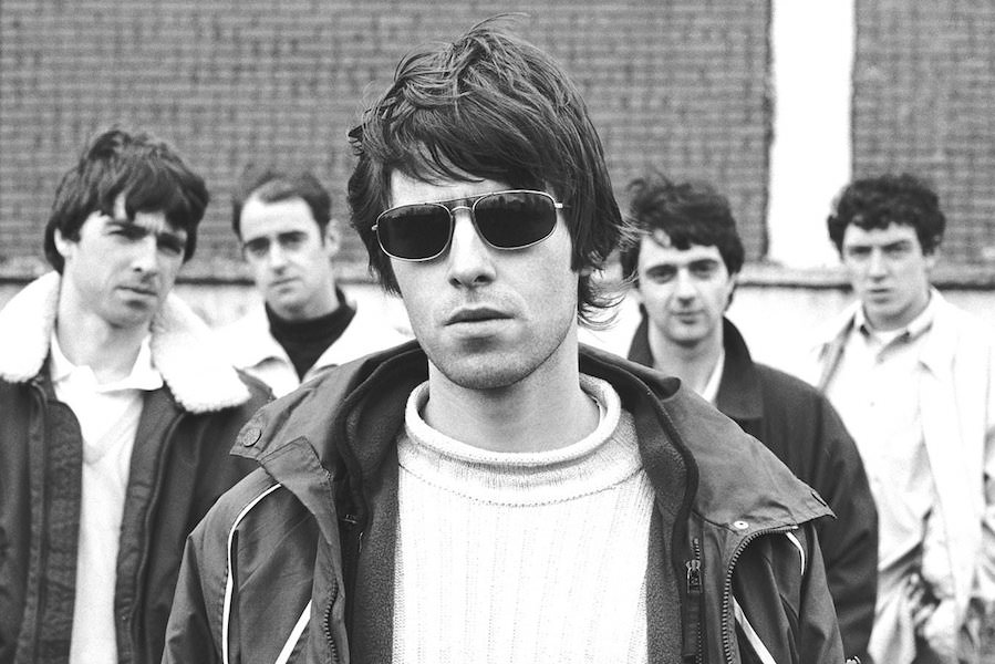 Liam Gallagher: Britain's Songbird Oasis Band 1995