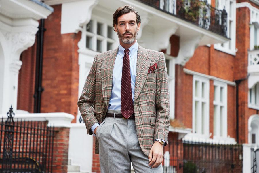 Edward Sexton, The Rake, Ready-to-wear