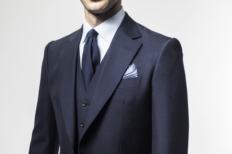 the rake, get carter suit, chester barrie