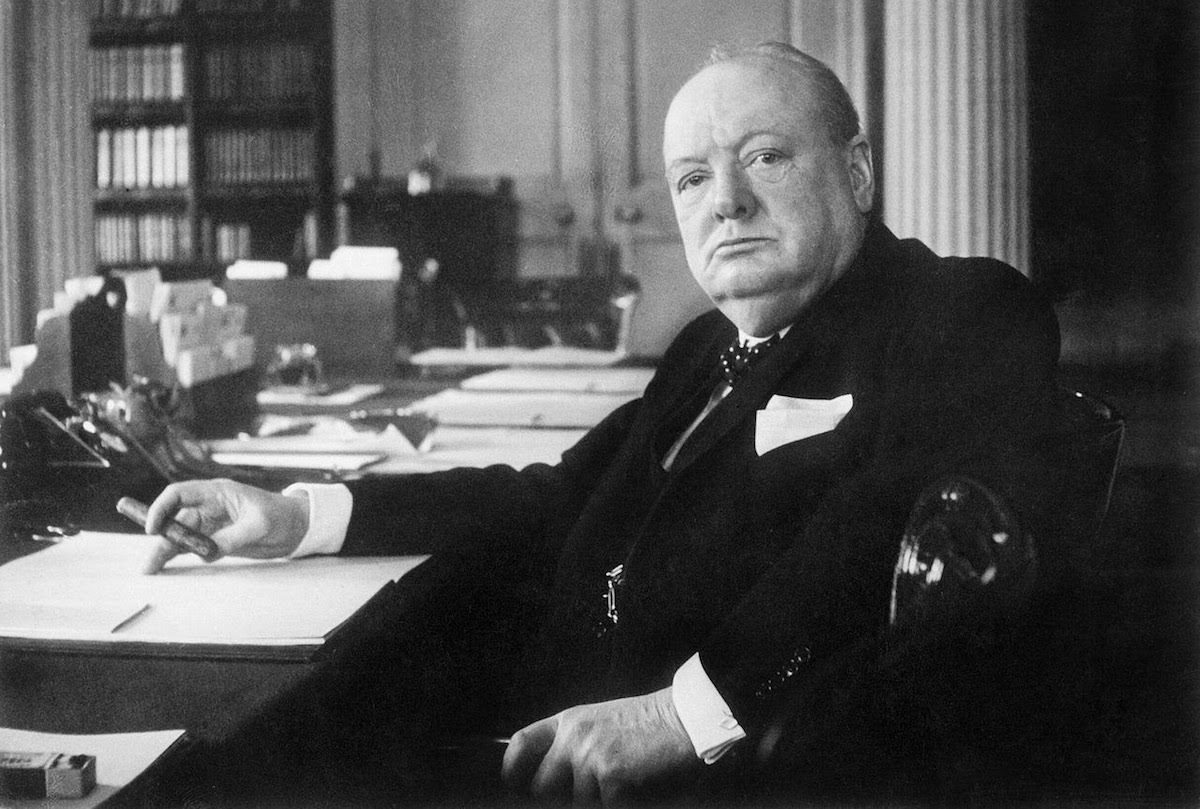 Winston Churchill kimdir
