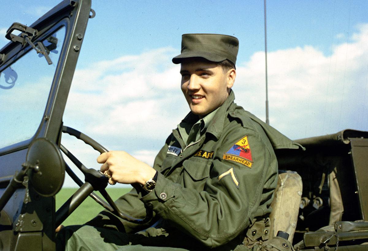The Rake S Salute To Military Style