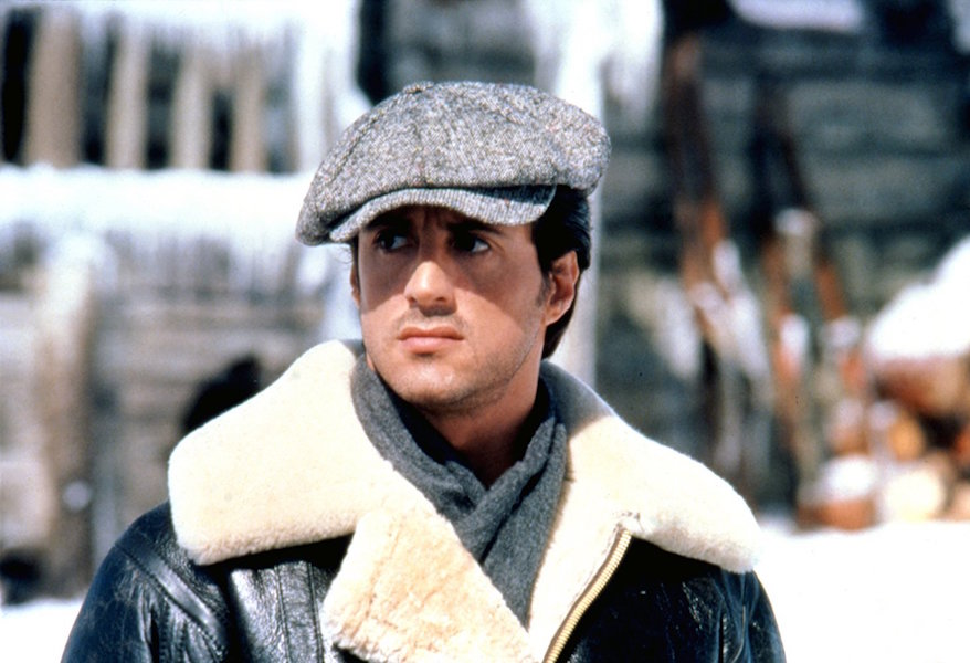 Sylvester Stallone tackles the elements in Rocky IV 5ed10f1af3d