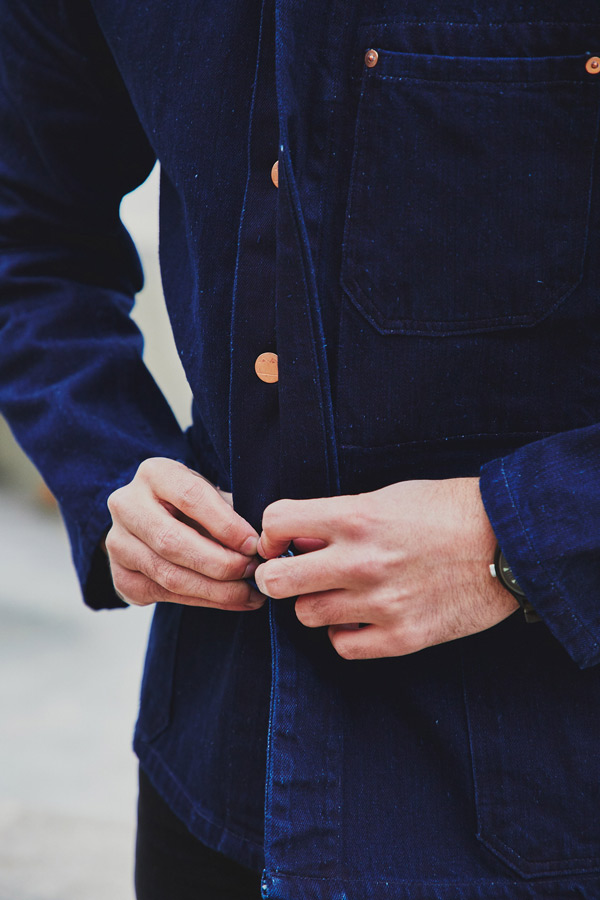 Style 101: The French Worker\'s Jacket | The Rake