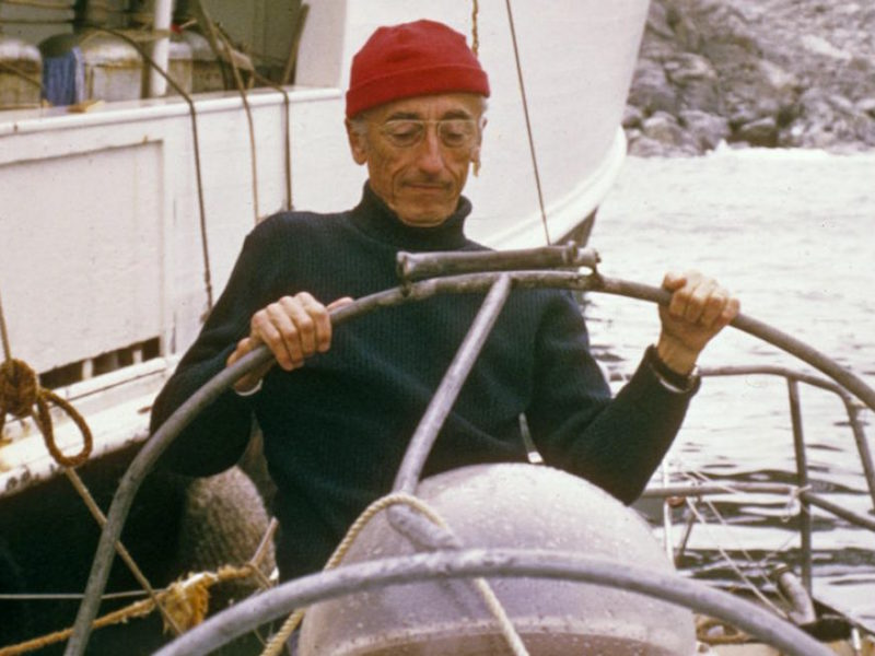 The Rake, 5 Ways to Wear a Hat, Jacques Cousteau