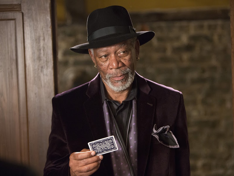 The Rake, Morgan Freeman, Hats