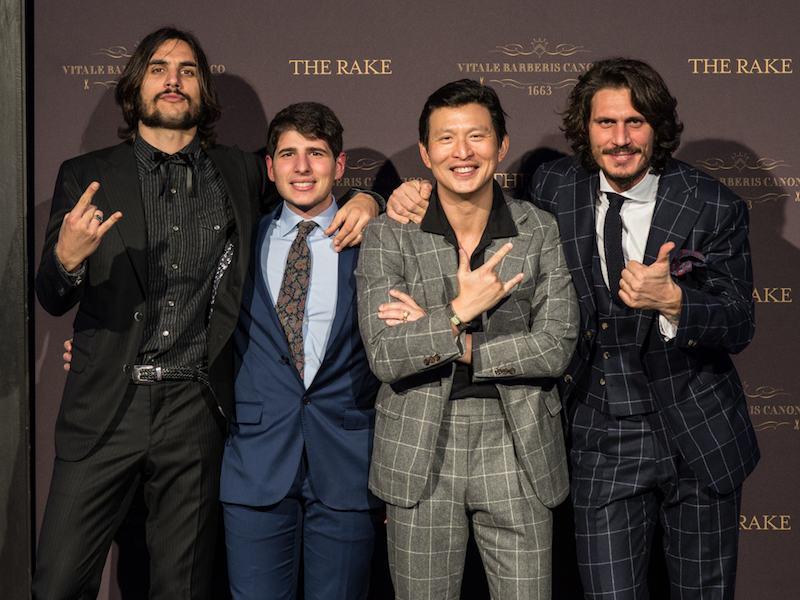 The Rake, VBC, Pitti Uomo 2018
