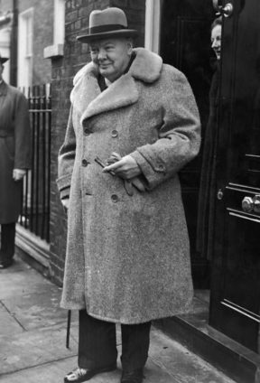 a8fae813af6 Churchill s teddy bear coat is among one of his most iconic pieces of  outerwear.