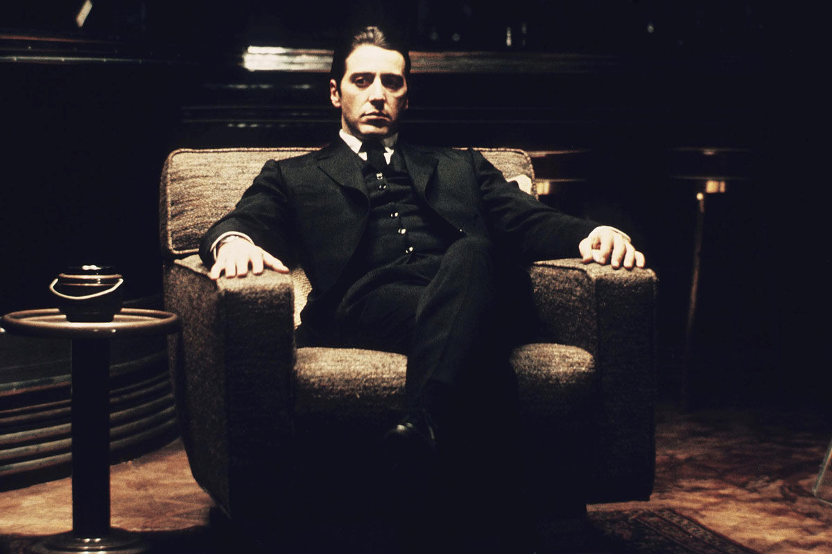 Celluloid Style The Godfather