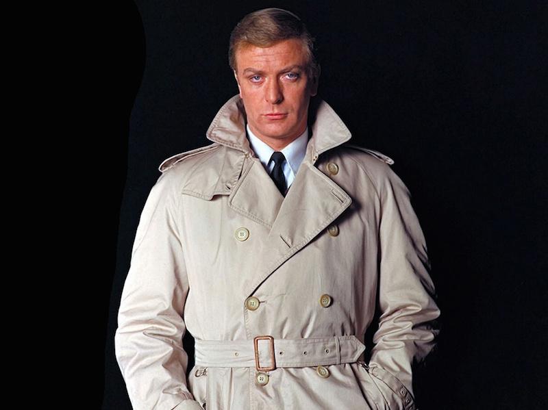 the rake, overcoat