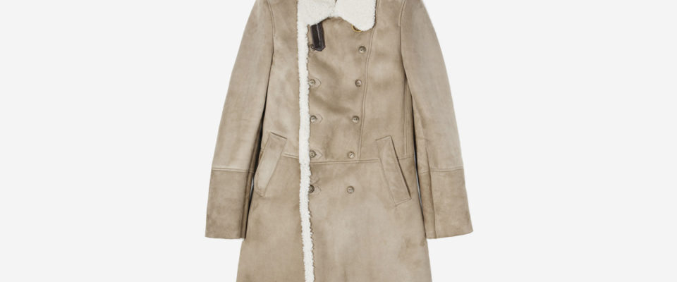 Invest: Cromford Leather Company Eastwood Sheepskin Coat