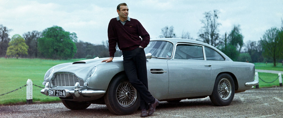 Celluloid Style: Goldfinger