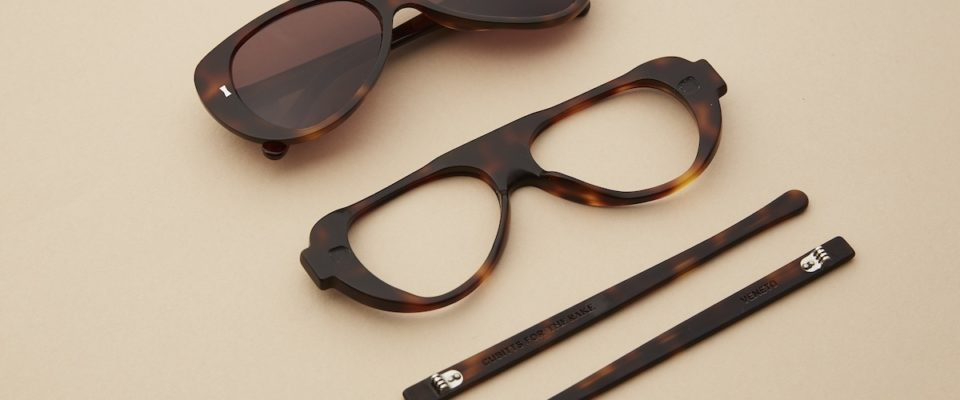 Exclusive! The Rake x Cubitts La Dolce Vita Sunglasses