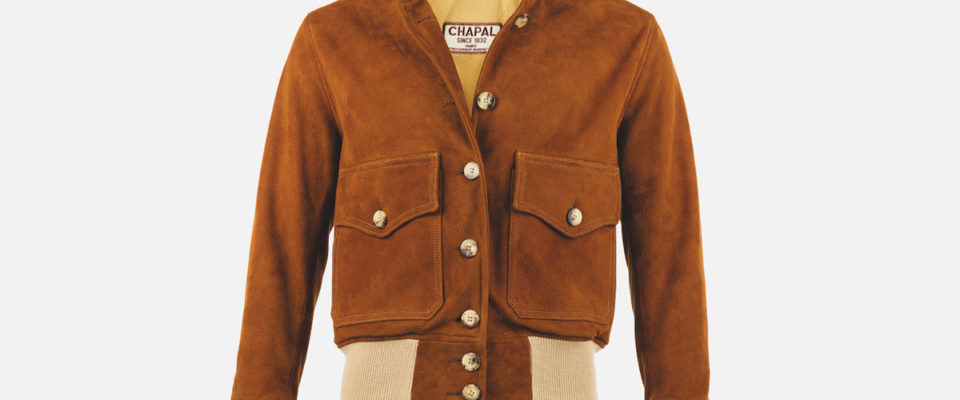 Invest: Chapal Tobacco AE 1932 Suede Jacket