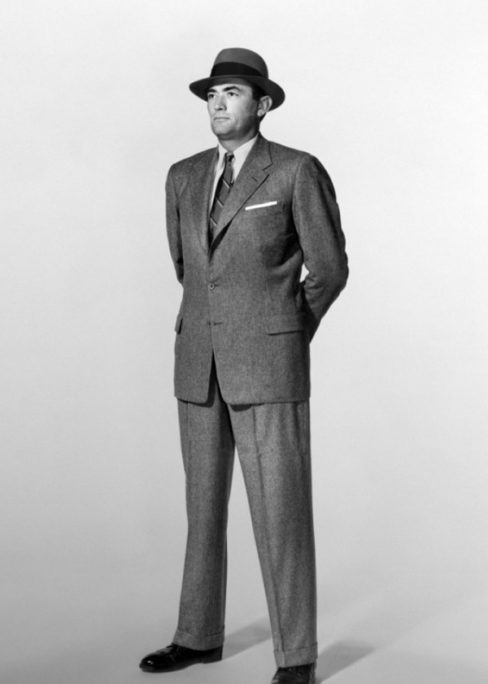 Celluloid Style  The Man in the Gray Flannel Suit  32ff38189