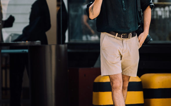 how-to-wear-shorts-this-summer