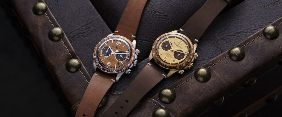 Exclusive! Bell & Ross x The Rake and Revolution Bellytanker 'El Mirage' and 'Dusty' Chronographs Available Now
