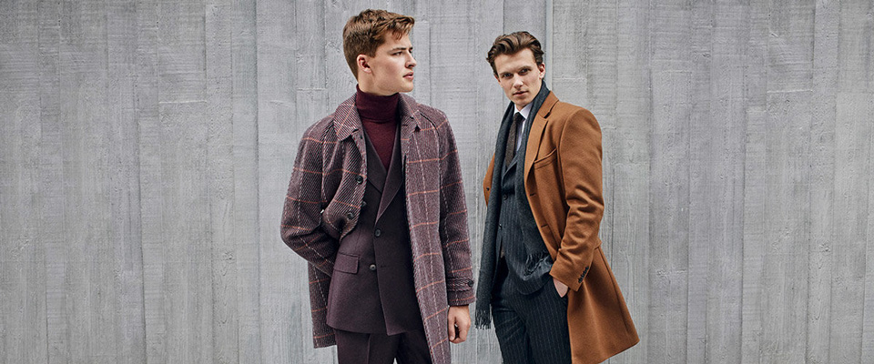 Just Landed: Gieves & Hawkes' AW18 collection